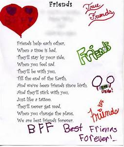 best friends poems sorry | Poem Best Friend | sisters ...
