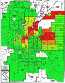 Denver Zip Code Map