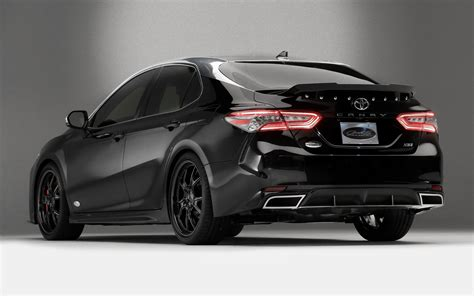 Toyota Camry 4k Wallpapers by 2018 Toyota Camry Rowdy Edition By Kyle Busch Wallpapers