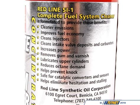 red    complete fuel system cleaner oz