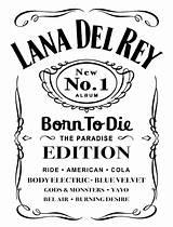 Daniels Jack Lana Rey Label Lyrics Whiskey Clipart Logos Desde Song Bar Frame Log Tattoo Drinking Finam Guardado Zapisano Uploaded sketch template