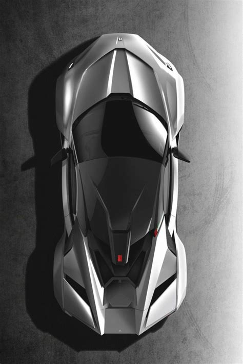 W Motors Fenyr SuperSport - Car Body Design