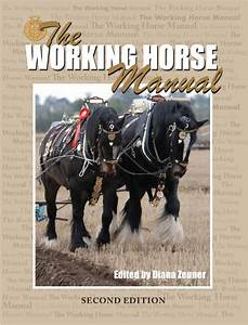 The Working Horse Manual 2nd Edition Book Advance