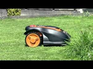 Obi Rasenmäher Roboter : rasenroboter im test einer zerschreddert schuhe doovi ~ Michelbontemps.com Haus und Dekorationen