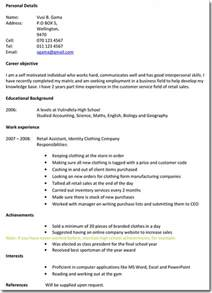 resume template for people with no experience writing a professional cv harambee