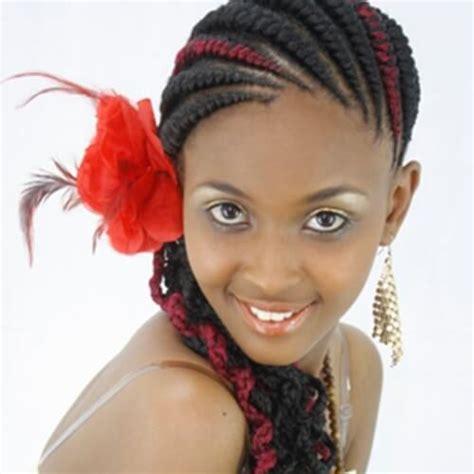 ghana braids  ways  wear  flattering protective