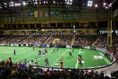 indoor football league plans  put expansion team