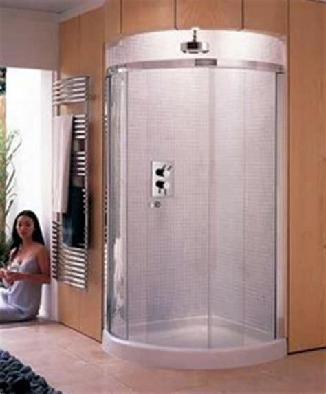 Matki Radiance Original Curved Corner Shower Surround  Uk