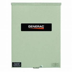 Buy Generac Rtsy200a3 200