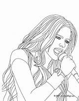 Coloring Singer Pages Singing Celebrity Lavigne Avril Female Print Victorious Justice Drawing Actress Famous Books Printable Hellokids Cat Portrait Getcolorings sketch template