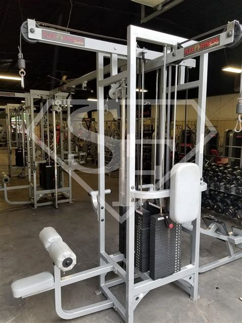 flex fitness 12 stack jungle gym super fitness new and