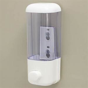 Buy Manual Pressure Wall Mounted 500ml Liquid Soap