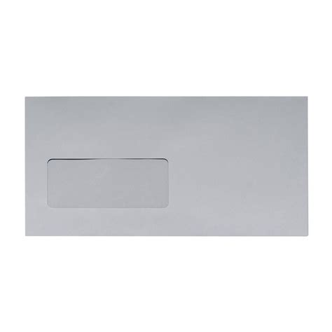 dl grey window envelopes grey window envelopes