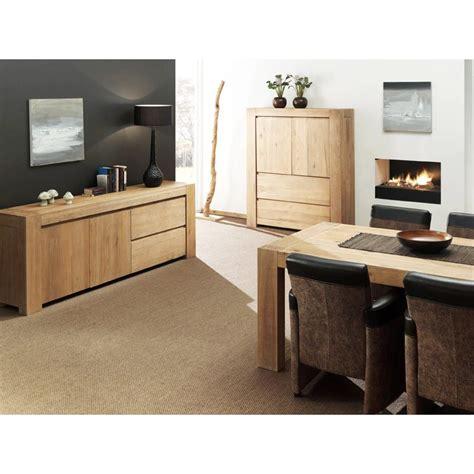 fabricant de meuble de cuisine buffet haut zeus meuble contemporain en chêne massif