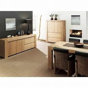 Meuble Tv En Chene Massif : meuble tv en ch ne massif zeus salon l 39 esprit design ~ Teatrodelosmanantiales.com Idées de Décoration