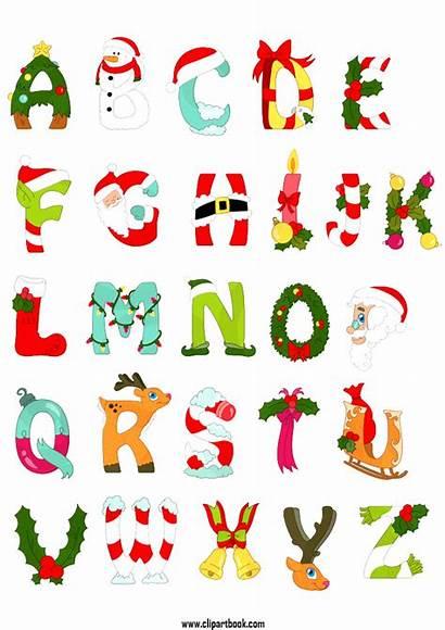 Alphabet Clipart Clip Letter Printable Fonts Printables