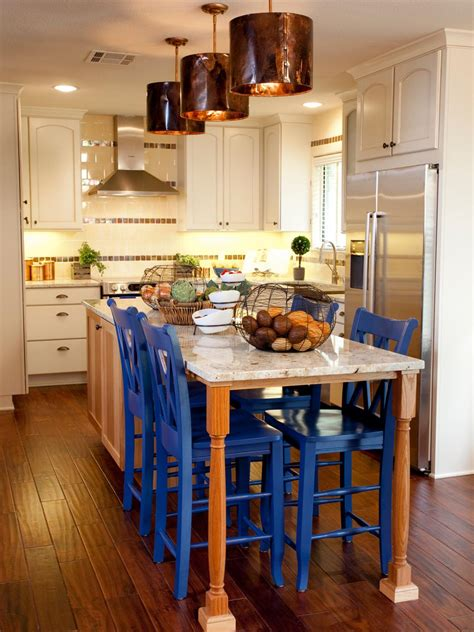 pictures of beautiful kitchen table design ideas from hgtv