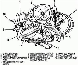 Toyota Corolla 2e Carburetor Vacuum Diagram