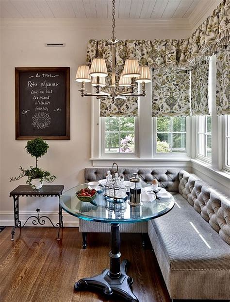 Country Style Dining Room Table Sets by 22 Stunning Breakfast Nook Furniture Ideas