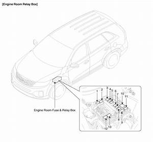 Kia Sorento Fuse Location For 2013  Kia  Wiring Diagram Images