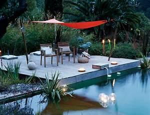 Decoration Terrasse En Bois : 4 d coration de terrasse et jardin chic et choc ~ Melissatoandfro.com Idées de Décoration