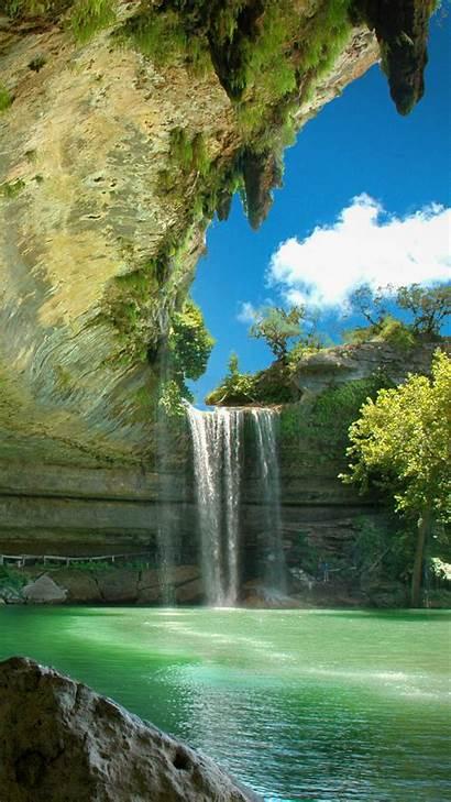Iphone Waterfall Wallpapers Decide Help