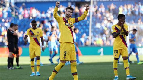 ترتيب الدوري الإسباني لموسم 2020/2021. ترتيب الدوري الإسباني بعد فوز برشلونة على خيتافي وتعادل أتلتيكو مدريد وريال مدريد (صورة) - إرم نيوز
