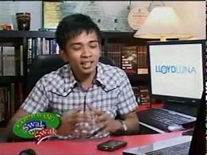 Filipino Motivational Speaker appears on Kabuhayang Swak ...