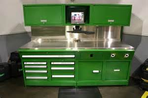 cabinets workstations for john deere dealers vidmar