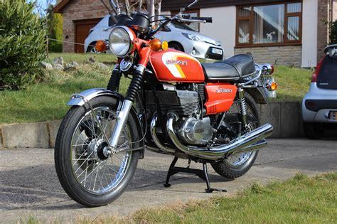 Suzuki Gt380 by Restored Suzuki Gt380 1973 Photographs At Classic Bikes