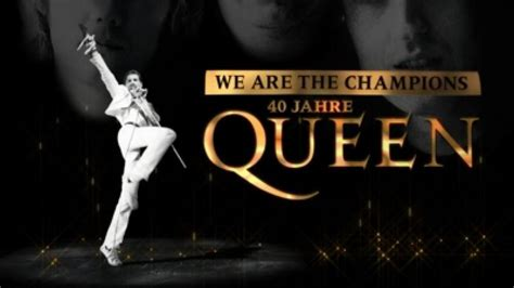 Das Dokuevent We Are The Champions  40 Jahre Queen