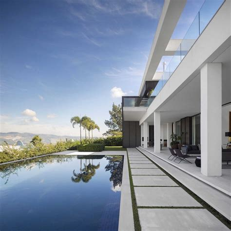 An Open Plan House With Splendid Views an open plan house with splendid views