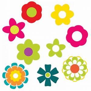 Stickers HIPPIE Fleurs - Stickers Malin