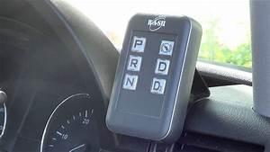 Push Button Gear Selector