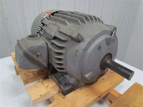 Electric Motor Frame by Us Motors 50 Y02x325r115m 10hp 460v 3ph Electric Motor