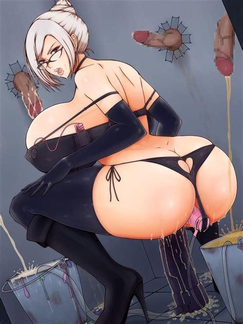 Hentai Busty School Girl
