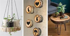 21, Best, Wood, Slice, Decoration, Ideas, And, Projects, For, 2021