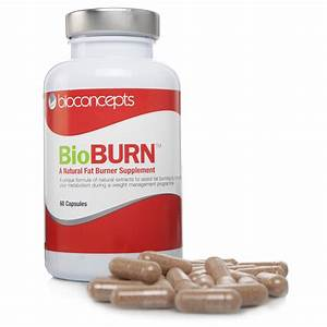 New Bioburn Natural Fat Burner