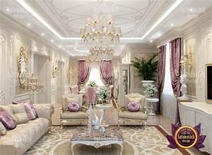 Elegant, Living, Room, Design