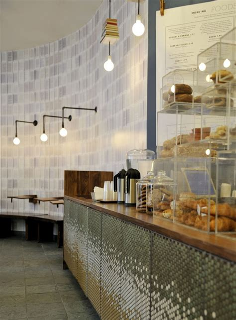 Mcnally Jackson Cafe Design By Front Studio Architecture