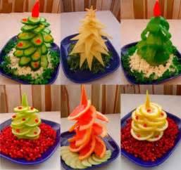 wonderful diy food christmas tree