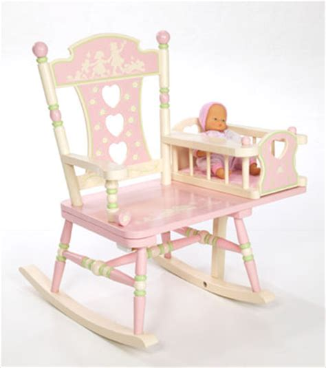 rock a my baby large child rocking chair