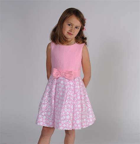 Girls Valentines Day Dresses Pretty In Pink Matching ...