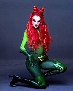 Poison Ivy (Uma Thurman) from the movie Batman & Robin ...