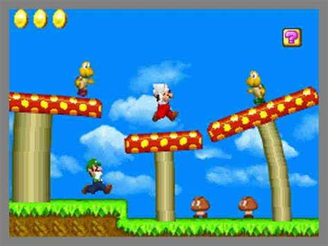 My Downloads Super Mario Bros Ds Descargar
