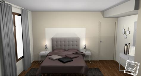 chambre ambiance cocooning mh deco le