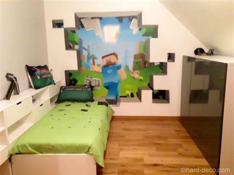 chambre de gamer deco chambre gamer