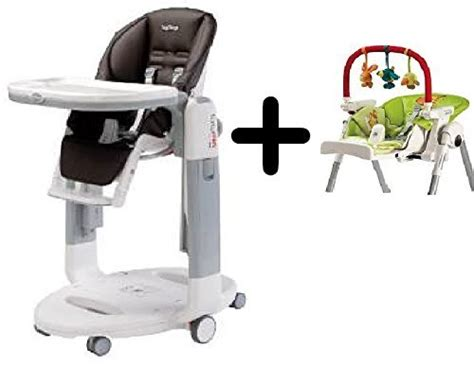 Tatamia High Chair Accessories by Peg Perego Tatamia High Chair Cacao Peg Perego High