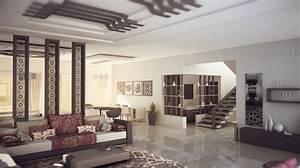 decoration interieur latest maison decoration interieur With good meuble plantes d interieur 15 decoration salon style americain