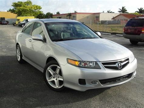 2008 Acura Tsx Manual by Buy Used 2008 Acura Tsx Sedan 6 Spd Manual 2 4l Leather In